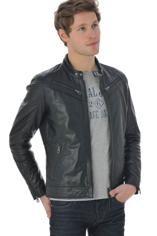 Blouson Homme Redskins FIRST STARKING BLACK