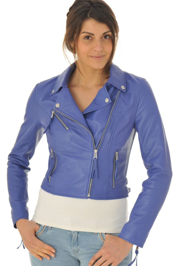 Blouson Femme Redskins MAJESTY NAPOLI ROYAL BLUE P16