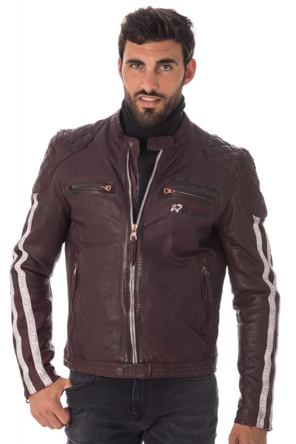Blouson Homme Redskins ROSSI ROCHO PLUM H16