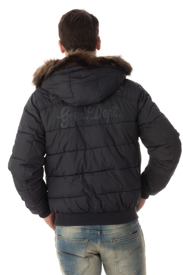 Blouson Homme Redskins WALLAS 4 OSLO DARK GREY H16