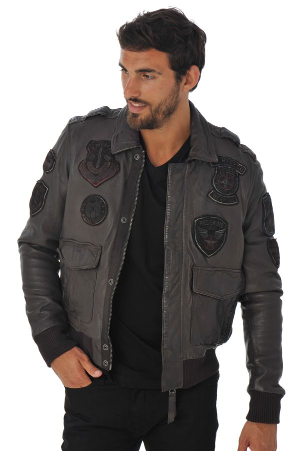 Blouson Homme Redskins PERRY LIVERPOOL TOGO H16