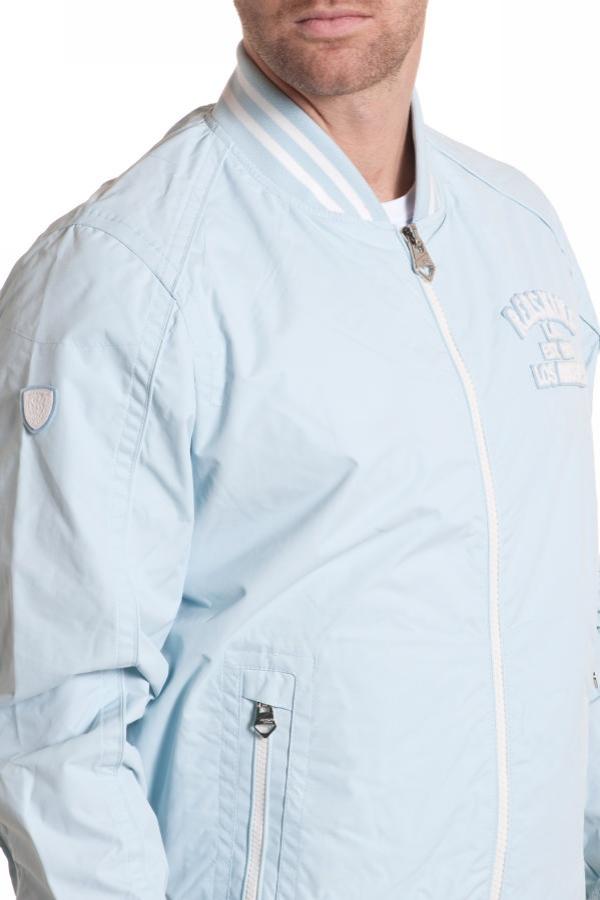 Teddy Homme Redskins BLUES WEBBING SKY BLUE