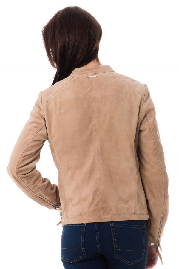 Blouson Femme Redskins NOIDA AFRICAN TAUPE P17