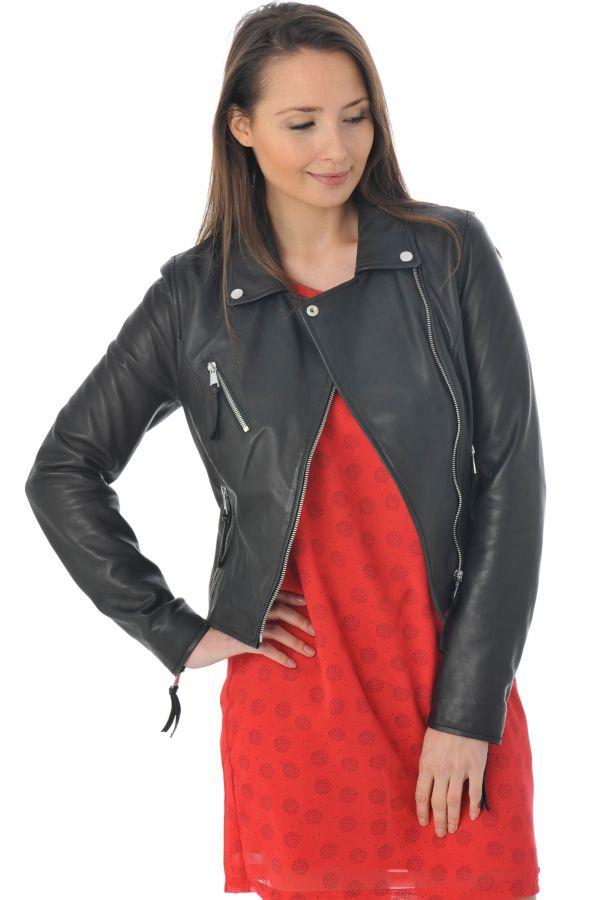 Blouson Femme Redskins MAJESTY NAPOLI BLACK P16