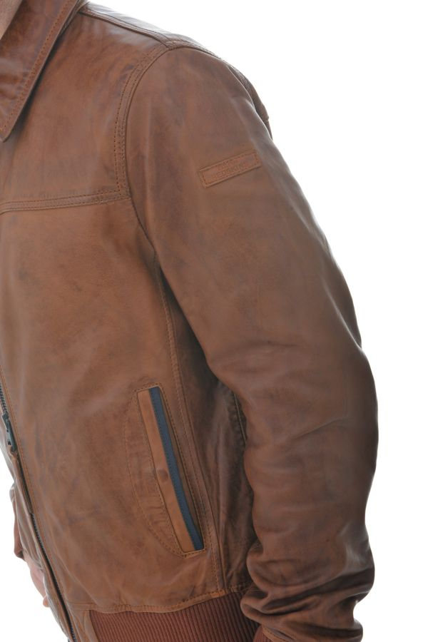 Blouson Homme Redskins RODGER MOJITO COGNAC