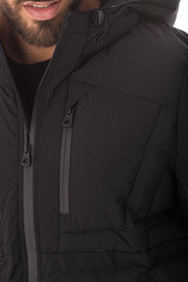 Blouson Homme Redskins BUSTER ULTIMATE BLACK H16