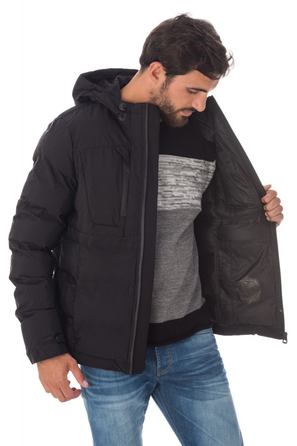 Blouson Homme Redskins BUSTER ULTIMATE BLACK H16