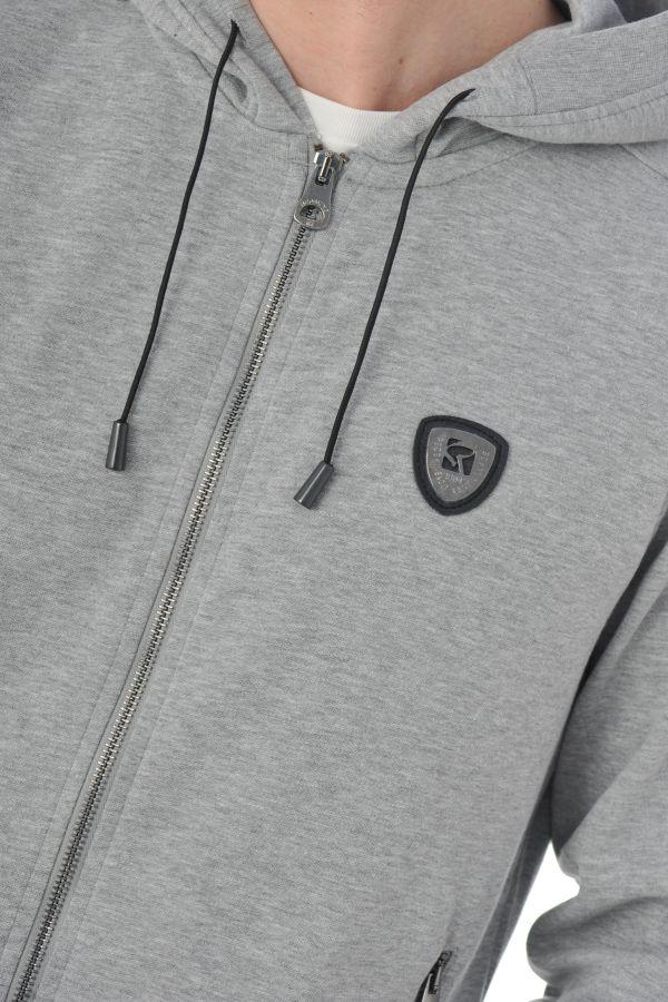 Pull/Sweatshirt Homme Redskins TAURIN AIRY GREY CHINE