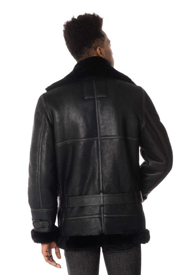 Blouson Homme Schott LC1259L BLACK