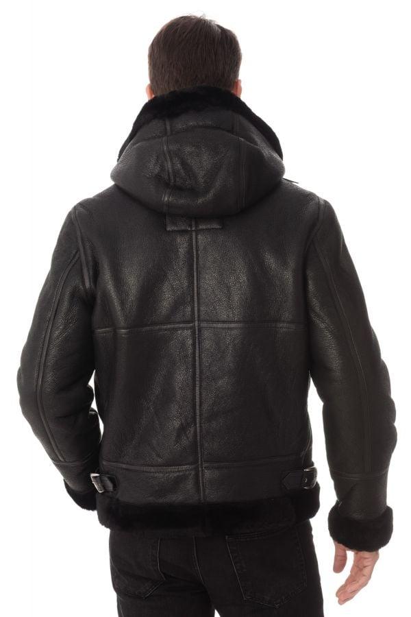 Blouson Homme Schott LC1259H BLACK