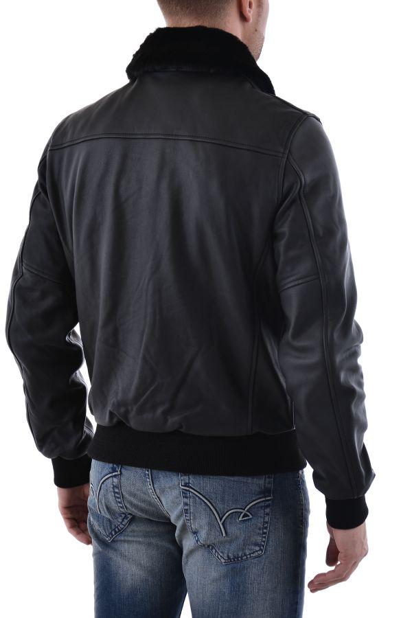Blouson Homme Schott LC5331X ANT BLACK