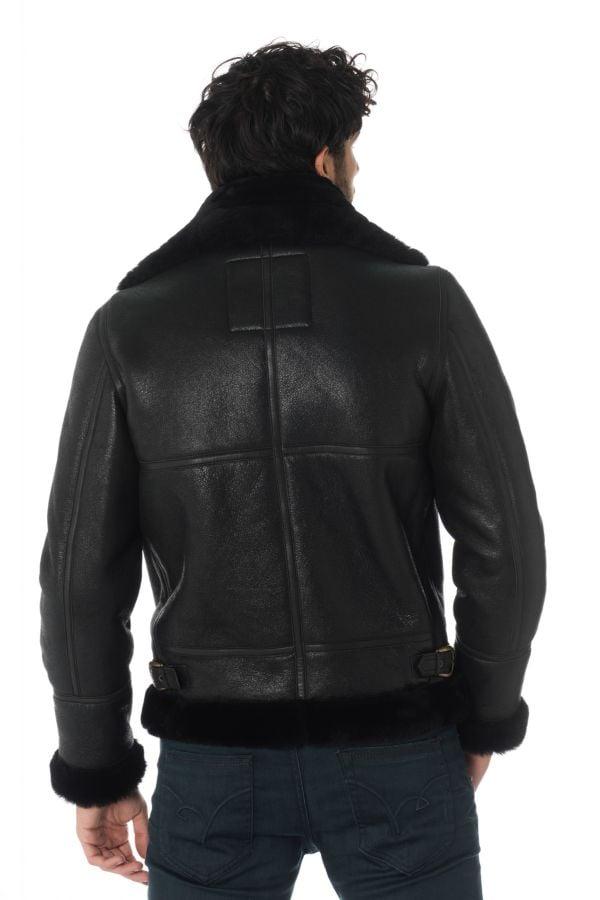 Blouson Homme Schott LC1259 BLACK