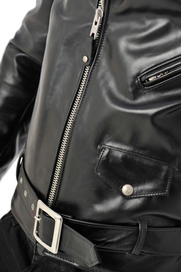 Blouson Homme Schott 618HH BLACK