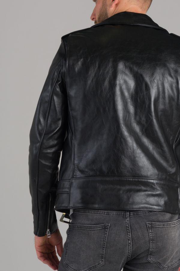 Blouson Homme Schott 613SH BLACK