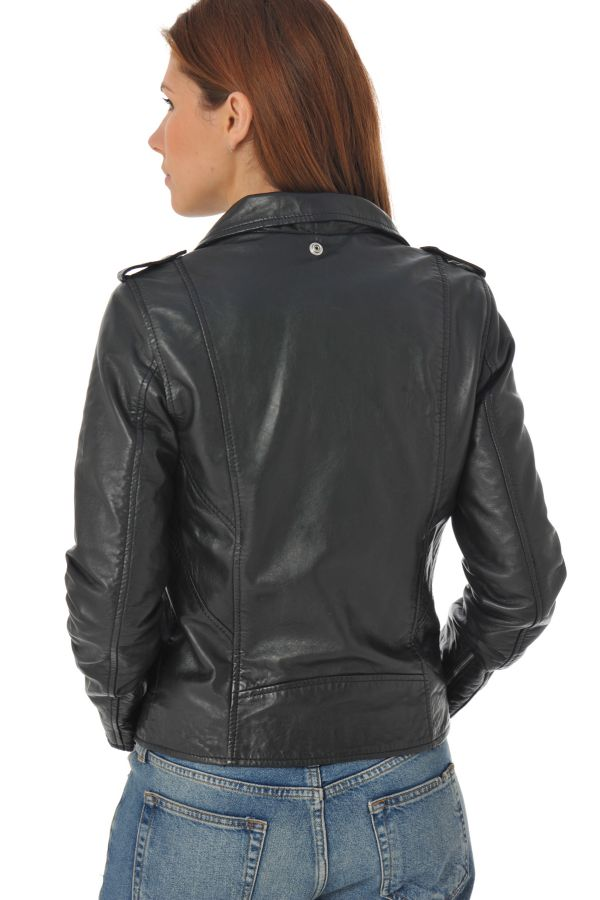 Blouson Femme Schott LCW2607X BLACK