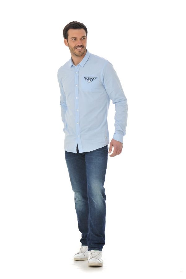 Chemise Homme Scotch And Soda 130706 50