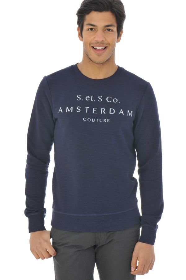 Pull/Sweatshirt Homme Scotch and Soda 130780 57