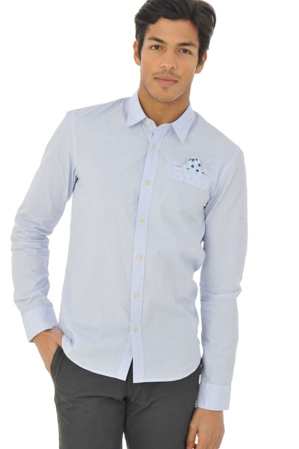 Chemise Homme Scotch And Soda 130696 B