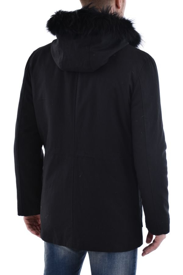 Manteau Homme Serge Pariente DANDY BLACK