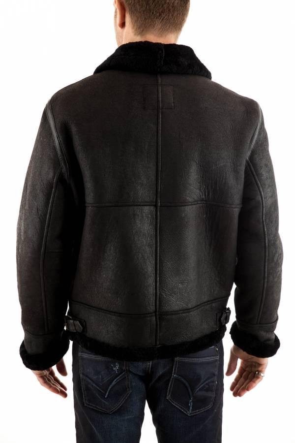 Blouson Homme Serge Pariente 19200 BLACK