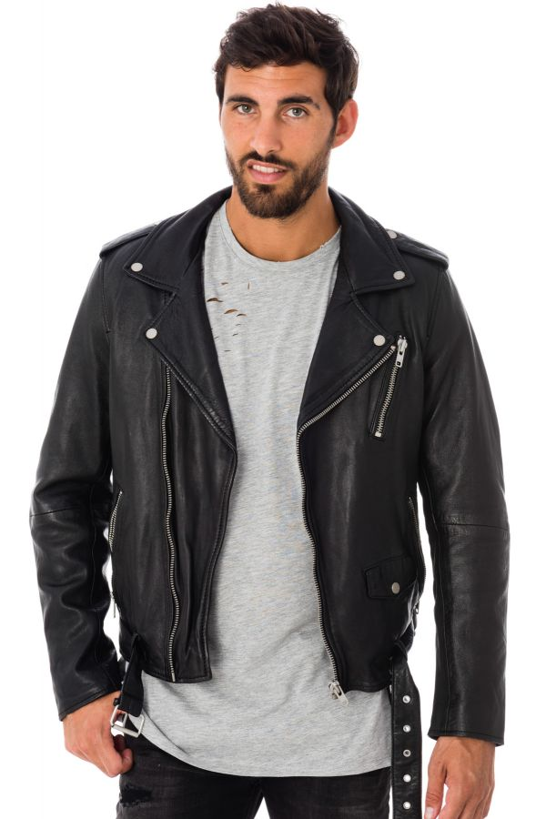 Veste Homme Fashion Cuir
