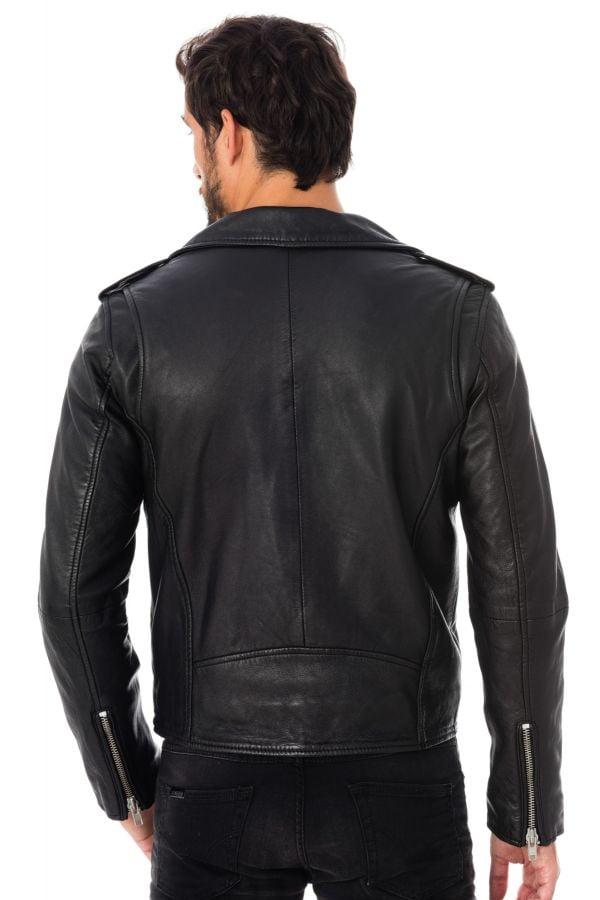 Blouson Homme Serge Pariente ROCKER BLACK