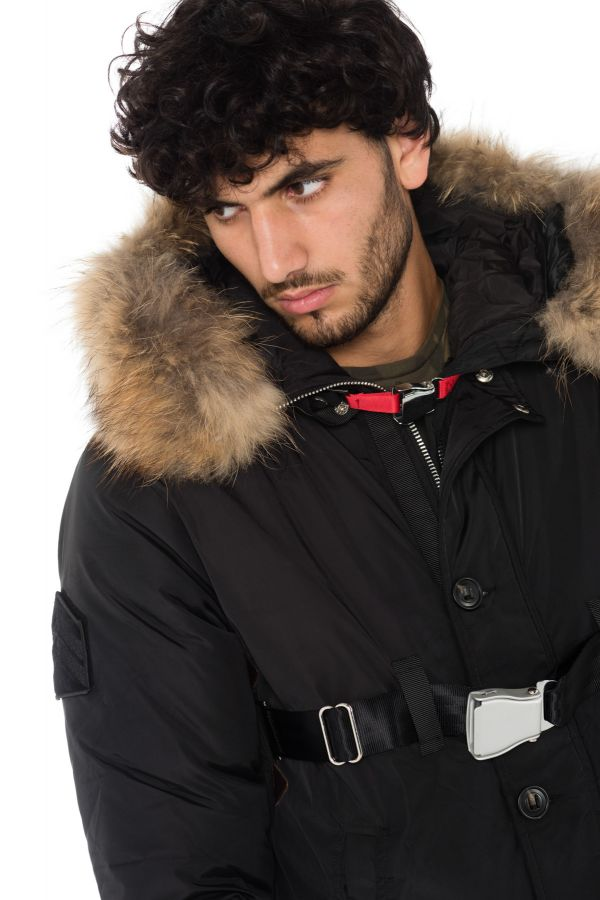 Blouson Homme The New Designers CAPTAIN BLACK