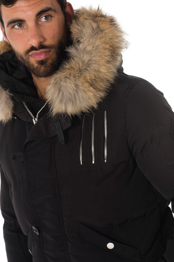 Blouson Homme The New Designers RENEWALL BLACK