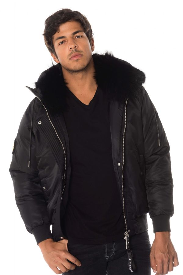 Blouson Homme The New Designers DUNS BLACK