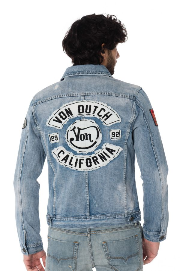 Blouson Homme Von Dutch MAX BL
