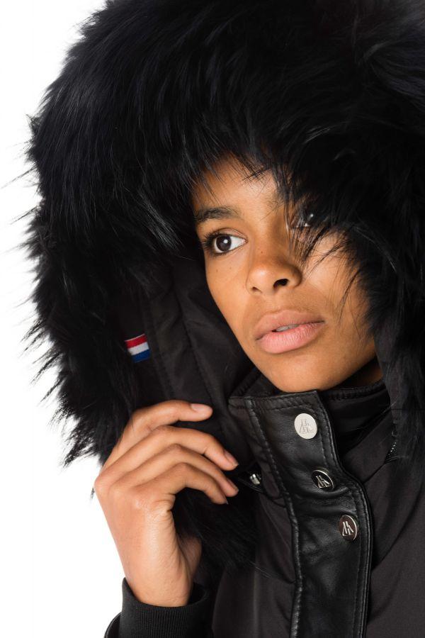 Veste Femme horspist NEW MANDALA NOIR COL NOIR 2018