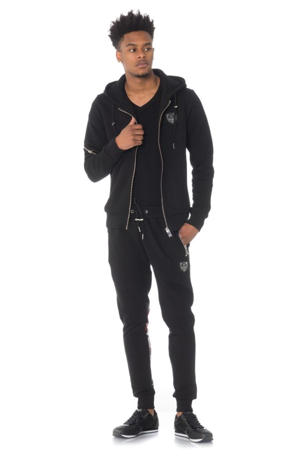 Pull/Sweatshirt Homme horspist SWEAT NEWPORT BLACK