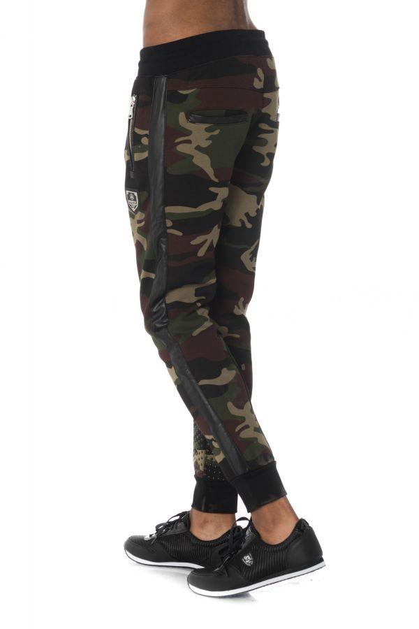 Pantalon Homme Horspist SPENCER M301 CAMOU KHAKI