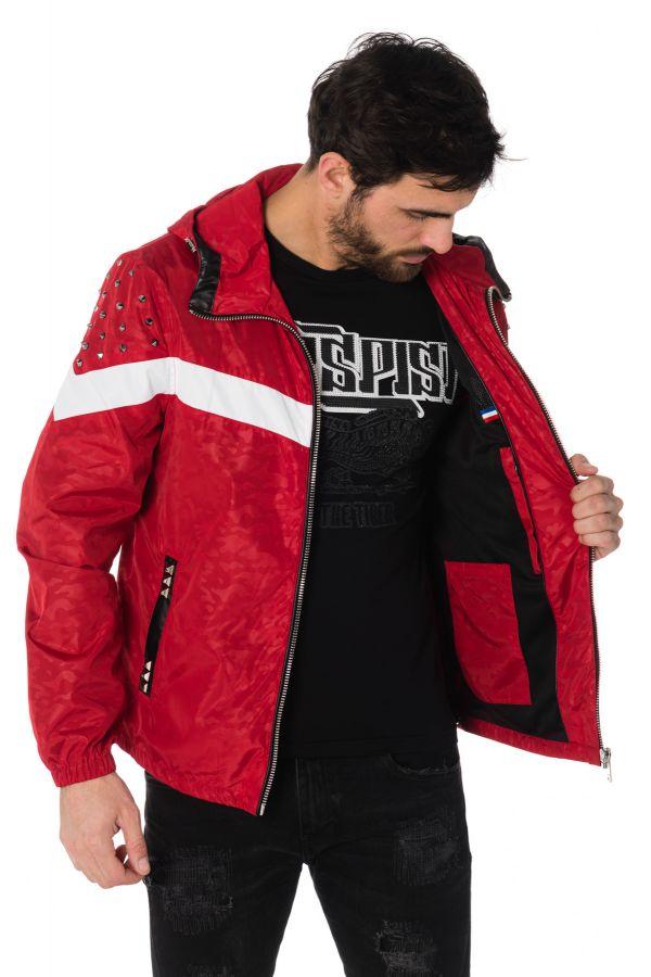 Blouson Homme Horspist TRACKER M102 RED