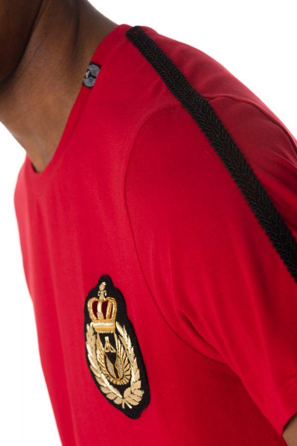 Tee Shirt Homme Horspist JAMES M500 RED