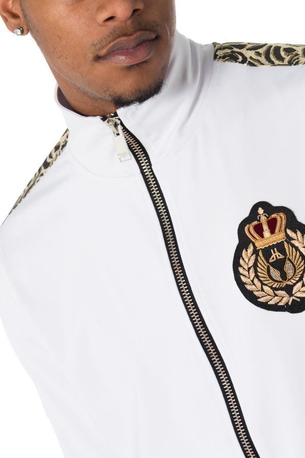 Pull/sweatshirt Homme Horspist VOGUE M304 WHITE