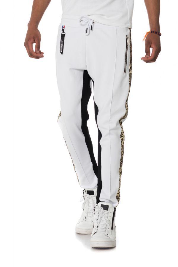 Pantalon Homme horspist VOGUEJOGG M304 WHITE