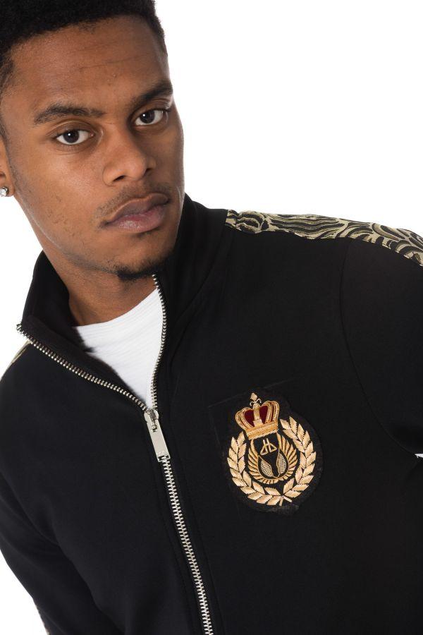 Pull/Sweatshirt Homme horspist VOGUE M304 BLACK