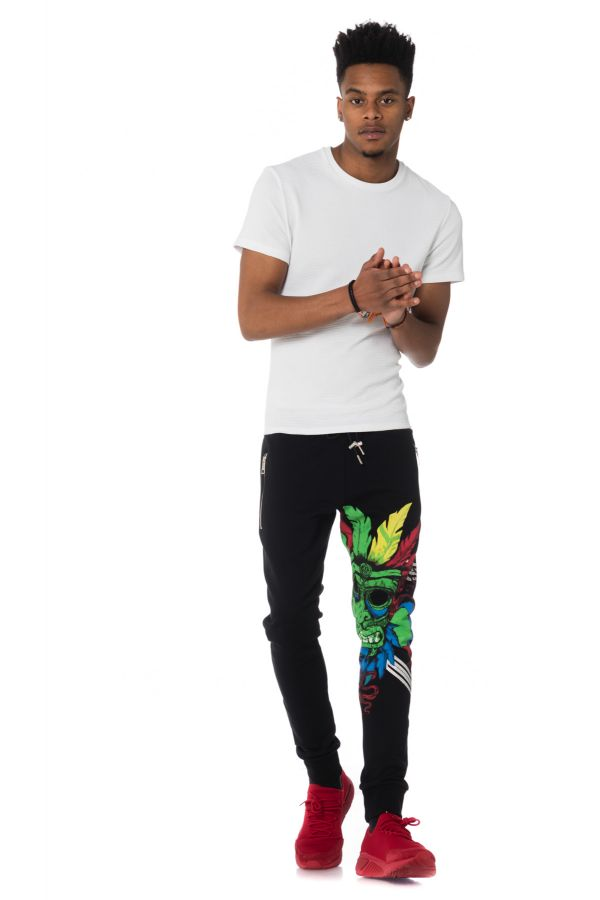 Pantalon Homme Horspist AFROJOGG M307 BLACK