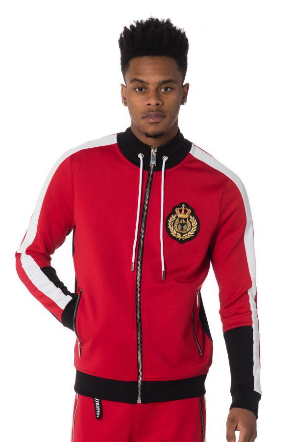 Pull/sweatshirt Homme Horspist MARS M304 RED