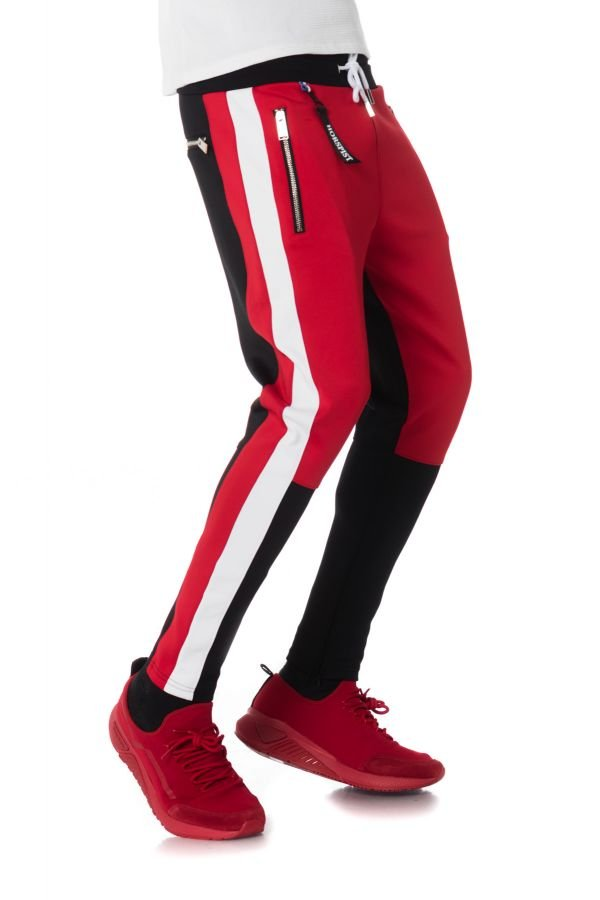 Pantalon Homme Horspist MARSJOGG M304 RED
