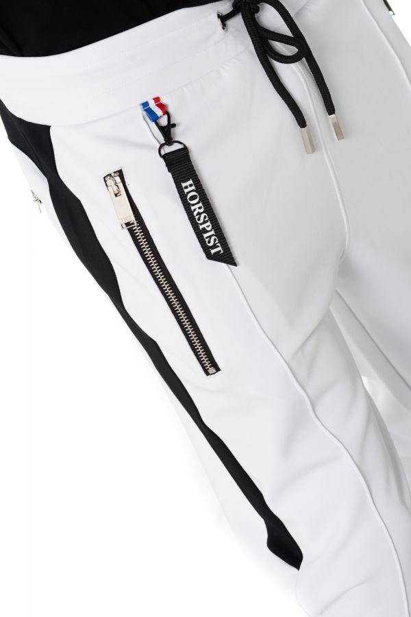 Pantalon Homme horspist STARJOGG M304 WHITE