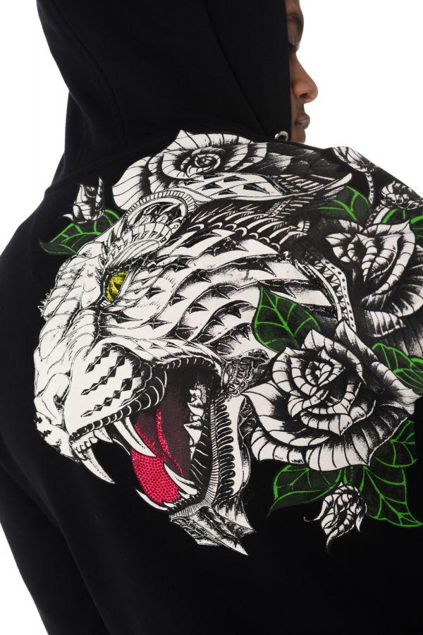 Pull/sweatshirt Homme Horspist LAZER M307 BLACK