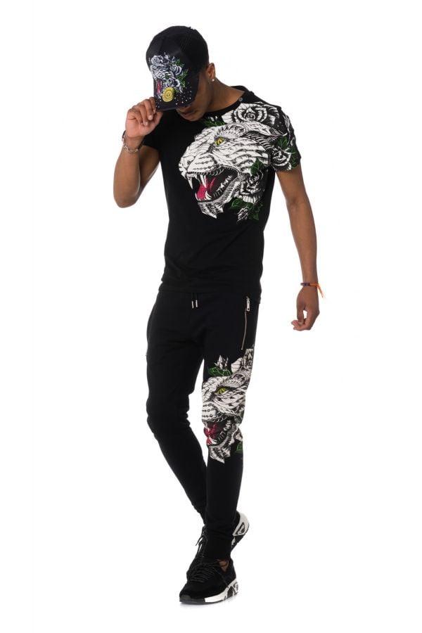 Pantalon Homme Horspist LAZERJOGG M307 BLACK