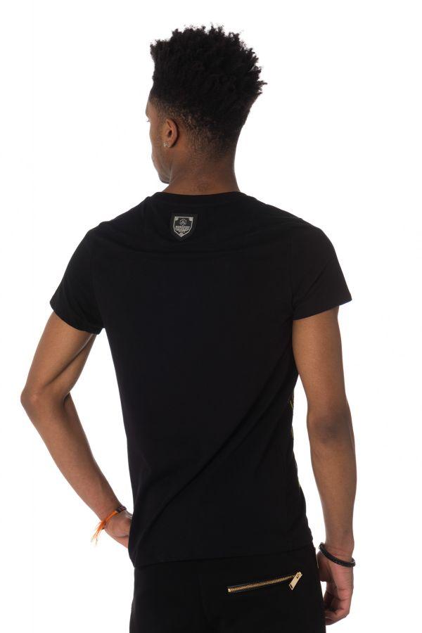 Tee Shirt Homme Horspist JASON TS BLACK