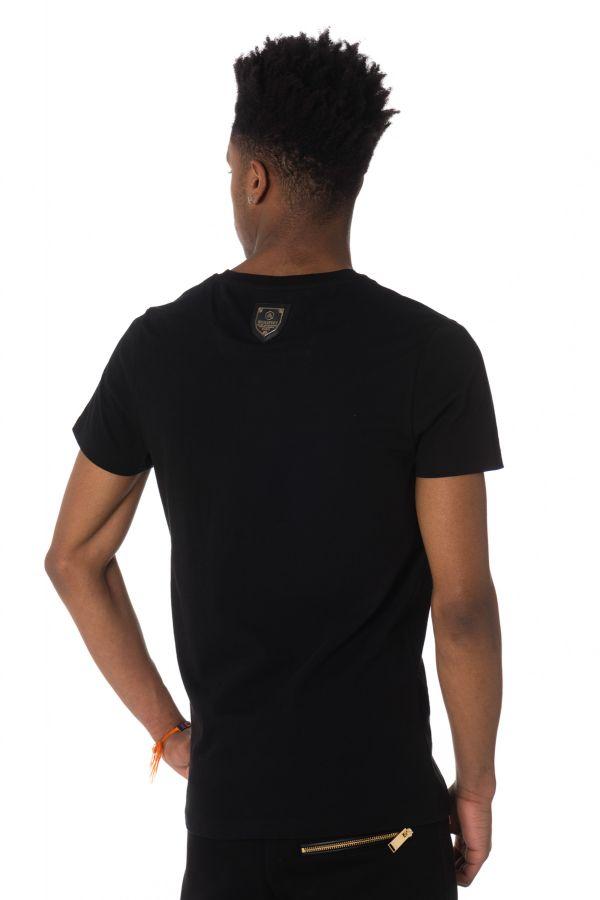 Tee Shirt Homme Horspist GIZMO M520 BLACK
