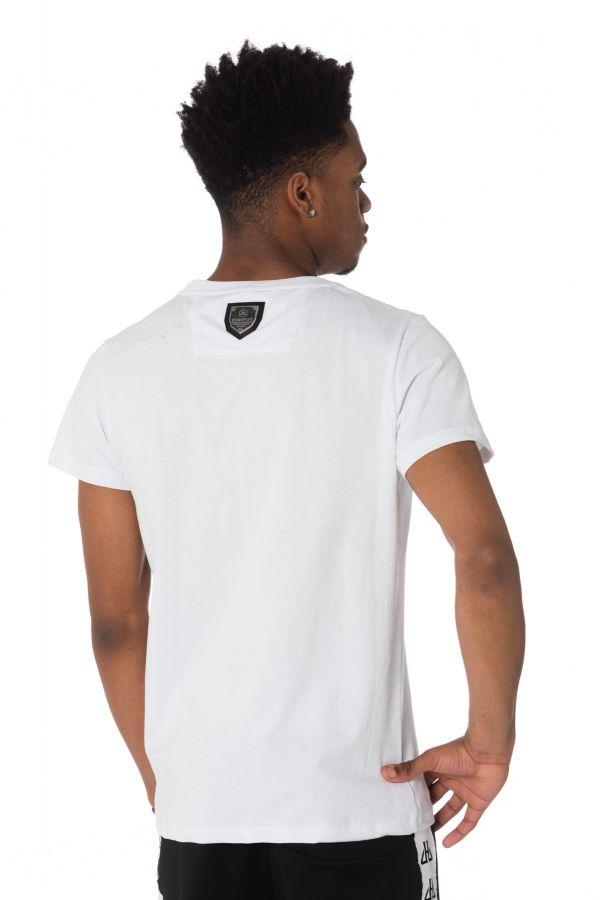 Tee Shirt Homme Horspist STUNT M520 WHITE