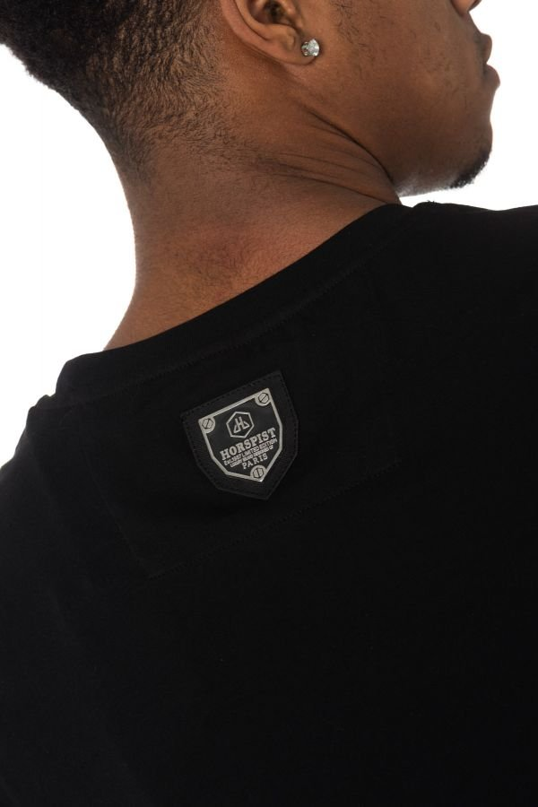 Tee Shirt Homme Horspist STUNT M520 BLACK