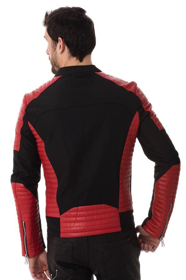 Blouson Homme horspist MANOIR T BLACK/RED