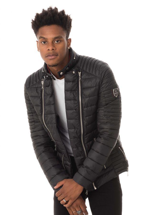Blouson Homme horspist STEEVE OMEGA BLACK/BLACK